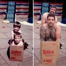 15 důkazů, že nejkrásnější láska je ta sourozenecká - siblings-childhood-photo-recreation-5-58f4b08826427__700