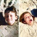 15 důkazů, že nejkrásnější láska je ta sourozenecká - siblings-childhood-photo-recreation-50-58f5bf4082a99__700