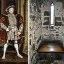 """""""Groom of the Stool"""" – špinavá práce, o kterou se všichni rvali - HenryVII-Groom-Stool"""