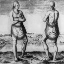 Záhada ztracené kolonie Roanoke, pod kterou se roku 1587 slehla zem - john-white-illustration