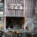Nejstarší a nejmenší horký pramen v Japonsku – Tsuboju onsen - original