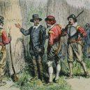 Záhada ztracené kolonie Roanoke, pod kterou se roku 1587 slehla zem - RoanokeColonyCroatoanTree