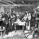 Záhada ztracené kolonie Roanoke, pod kterou se roku 1587 slehla zem - RoanokeColonyDareBaptism