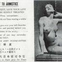 Nahá propaganda – letáky určené pro nepřátele Japonců - Ticket to Armistice – Japanese leaflet dropped on Allied troops, 1942