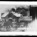 Největší rasové nepokoje v historii USA zůstaly zapomenuty - tulsa-riot-burning-church
