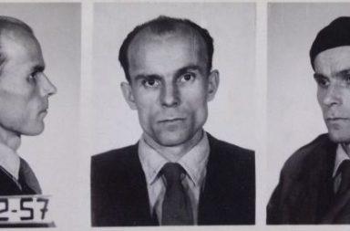 Sériový vrah Václav Mrázek.