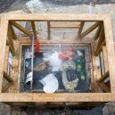 Nejstarší a nejmenší horký pramen v Japonsku – Tsuboju onsen - yunomine-onsen-1
