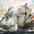 """Slavná """"Revenge"""" a její ještě slavnější poslední bitva u Azorů - a1122d511285bd19bc9b3a81f570b689"""