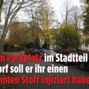 Deník Bild! zveřejnil záběry z místa, kde muž útočil: - gk4