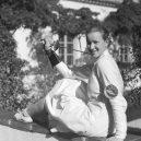 Za nacistické Německo bojovala na berlínské olympiádě židovská šermířka - Helene_Mayer (14)