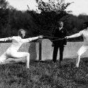 Za nacistické Německo bojovala na berlínské olympiádě židovská šermířka - Helene_Mayer (3)