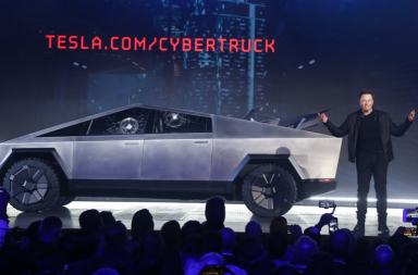 První kusy Cybertrucku by měly vyjet z továrny na silnice někdy v roce 2021.