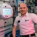 CIMON-2 inteligentní robot společníkem astronautů na palubě ISS - CIMON