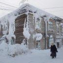 Nejchladnější vesnice světa – sibiřský Ojmjakon - coldest-city-frozen-house