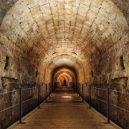 Pod izraelským městem se ukrývají desítky tunelů po templářích - templars-tunnel