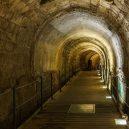 Pod izraelským městem se ukrývají desítky tunelů po templářích - The-Templar-Tunnel