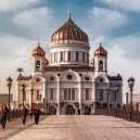 Katedrála, palác, bazén – co stálo na nynějším místě nejdůležitějšího moskevského chrámu - UzOsZQR