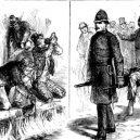 Hořící whisky proudila roku 1875 ulicemi Dublinu - illustrated-irish-drinkers-and-firemen