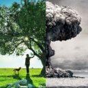 Válka vs. blahobyt. Prohlédněte si sérii fotografií zobrazující kontrast mezi východním a západním světem - ugur-gallenkus-contrasting-worlds-2
