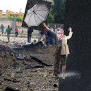 Válka vs. blahobyt. Prohlédněte si sérii fotografií zobrazující kontrast mezi východním a západním světem - ugur-gallenkus-contrasting-worlds-9