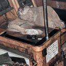 Plující hrob mumifikovaného námořníka - 830