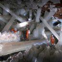 Obří geoda z Pulpí je přístupná veřejnosti - aeHjF9U