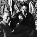 Německá expedice do Tibetu v roce 1938-1939 - Bundesarchiv_Bild_135-S-13-11-15,_Tibetexpedition,_Regent_von_Tibet_mit_Beger