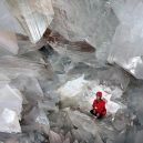 Obří geoda z Pulpí je přístupná veřejnosti - EAyZQeCX4AIH6ea