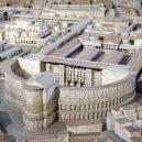 Proleťte se nad nejvěrohodnějším modelem antického Říma - FeliceCalchi_Roma_Antica 11