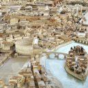 Proleťte se nad nejvěrohodnějším modelem antického Říma - FeliceCalchi_Roma_Antica 9