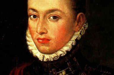 Don Julius Caesar d'Austria byl prvorozeným nemanželským synem císaře Rudolfa II. a jeho dlouholeté milenky hraběnky Anny Marie Stradové.
