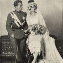 Astrid Švédská  – krásná královna zemřela tragicky ve svých 29 letech - Leopold_of_Belgium_and_Astrid_of_Sweden_on_their_wedding_day