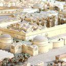 Proleťte se nad nejvěrohodnějším modelem antického Říma - Model-of-Ancient-Rome-the-Diocletianus-Baths_Modified