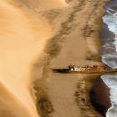 Africké pobřeží s tisíci vraky a nespočtem koster - 03-Namib-Desert-Scenic