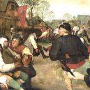 Štrasburský tanec smrti – masová taneční hysterie stála životy - 14167348