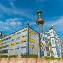 Hundertwasserova spalovna komunálního odpadu ve Vídni 9 - 43599604204_28c5512b41_b