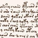 Kdo a proč sepsal tzv. Voynichův rukopis? Středověkou záhadu zatím nedokáže rozlousknout ani umělá inteligence - 4413