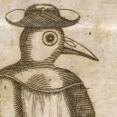 Kostým a vybavení morového doktora mu byly nejspíš k ničemu - plague-doctor-thumb