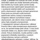 Přečtěte si mail rektora Petra Skleničky - rektor2