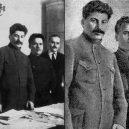 Najdi pár rozdílů – kdo zmizel ze sovětských propagandistických snímků? - stalin_photo_manipulation (3)