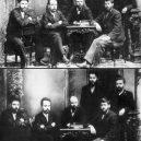 Najdi pár rozdílů – kdo zmizel ze sovětských propagandistických snímků? - stalin_photo_manipulation (4) (1)