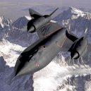 """Lockheed SR-71 """"Blackbird"""" nejrychlejšímu letounu světa je už téměř 60 let! - 1024px-Lockheed_SR-71_Blackbird"""