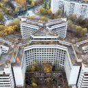 Opuštěná nemocnice se stala hrobem desítek lidí, na jejím místě má nyní vyrůst nové sídliště - 5be34bbddda4c813468b462a