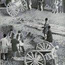 Poprava kanónem – krutou smrtí se popravovalo až do 20. století - An_Execution_in_Iran,_Late_Qajar_Era