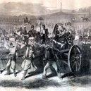 Poprava kanónem – krutou smrtí se popravovalo až do 20. století - Blown_from_cannon_India