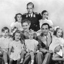 Židovka Hessy Levinsons Taft vyhrála nacistickou soutěž o nejkrásnější árijské dítě - Bundesarchiv_Bild_146-1978-086-03,_Joseph_Goebbels_mit_Familie
