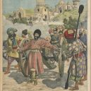 Poprava kanónem – krutou smrtí se popravovalo až do 20. století - Le_Petit_journal,_blowing_from_a_gun
