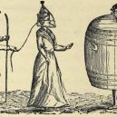 Příliš holduješ alkoholu? Zavřeme tě do barelu! - Brank_and_Drunkard's_cloak_at_newcastle-on-tyne