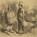 Příliš holduješ alkoholu? Zavřeme tě do barelu! - soldier-barrel-rawscan
