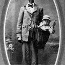 Fotografie z dob, kdy ještě posílat děti poštou nebylo nelegální - Mail-babies (2)